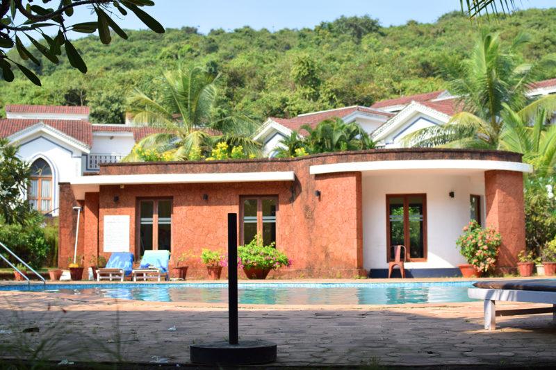 Studio Apartment for rent at Arpora in Goa
