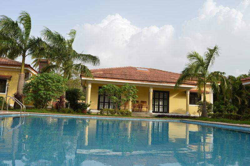 3 BR Villa for rent at Vagator