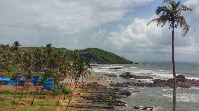 Weather of Goa