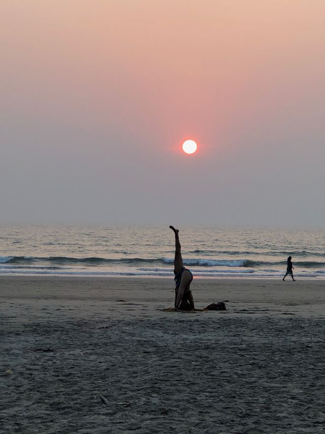 Best Beach of Goa - Arambol