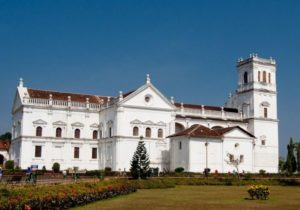 Churches of Goa -Pic Courtesy Source