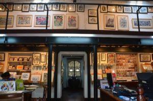 Mario Miranda Art Gallery. Pic Courtesy Source