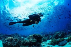 Water Sports in Goa - Scuba Diving in Goa - Pic Credit Jukka Saarikorpi