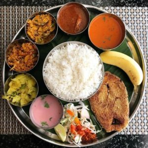 Lunch Options for a half day trip to Goa - Image Courtesy Source