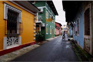 Fontainhas Heritage Walk - Image Courtesy Source