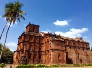 Old Goa Heritage Walk - Image Courtesy Source
