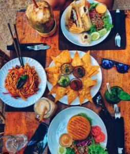 Vegetarian Restaurant in Goa - Bean Me Up